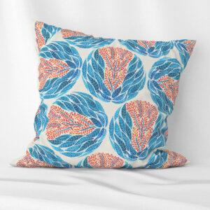 Aloe design scatter cushions