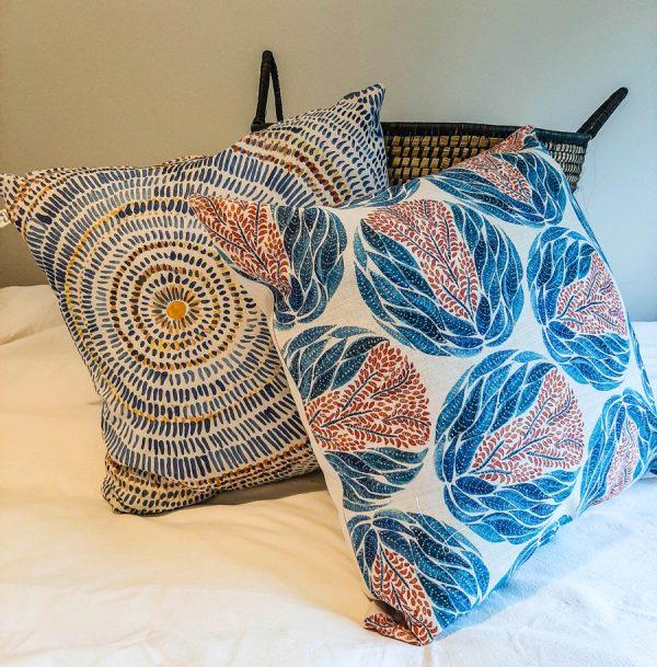 Aloe java cushion