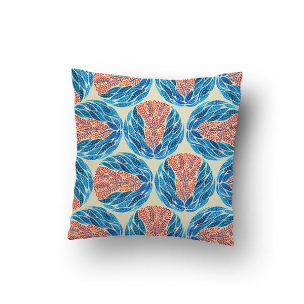 aloe design cushion cover